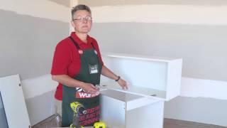How To Install Door Hinges & Gas Struts - Diy At Bunnings
