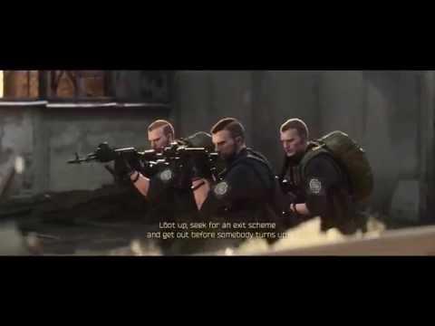 Побег из Таркова | Escape from Tarkov - Хардкорная онлайн-игра | Трейлер на русском