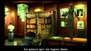 [LongplayFR] PSX [001] - Metal Gear Solid - Part 1/2