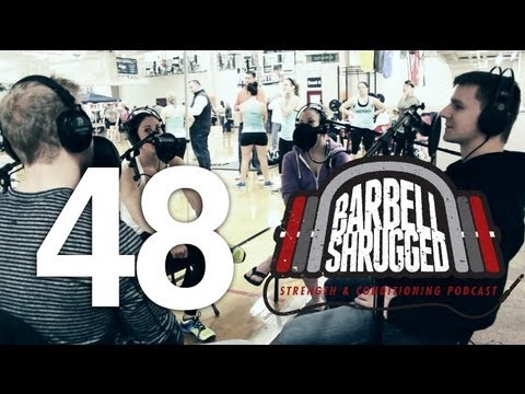 Live at The Garage Games One CrossFit Competition