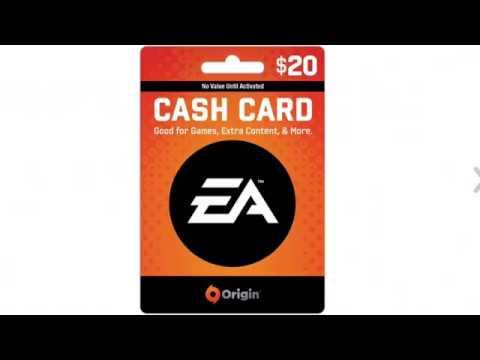 Free 20 Ea Origin Gift Card Giveaway Star Wars Battlefront Dlc Anthem Need For Sd
