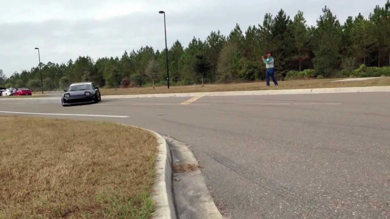 Street Drifting 240sx