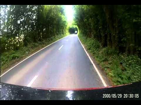 scum driver Cornwall launceston to Callington