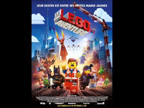 THE LEGO MOVIE - Example of music adaptation