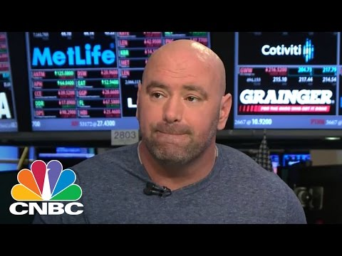 UFC Heads To NYC After State Legalizes Sport | Closing Bell | CNBC