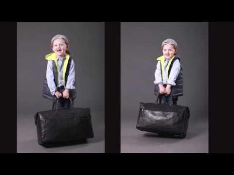 Мужская сумка саквояж modern-07 - YouTube