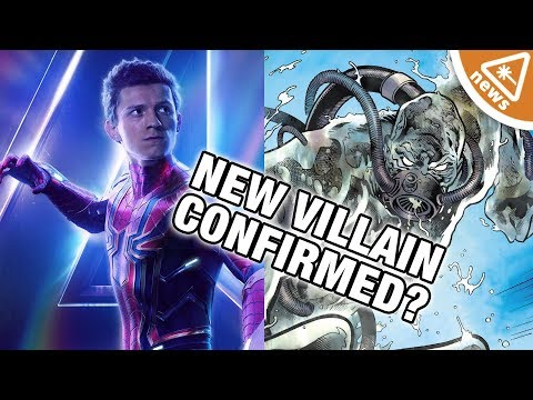 Did Tom Holland Confirm a New Villain in Spider-Man: Far From Home? (Nerdist News w/ Jessica Chobot)