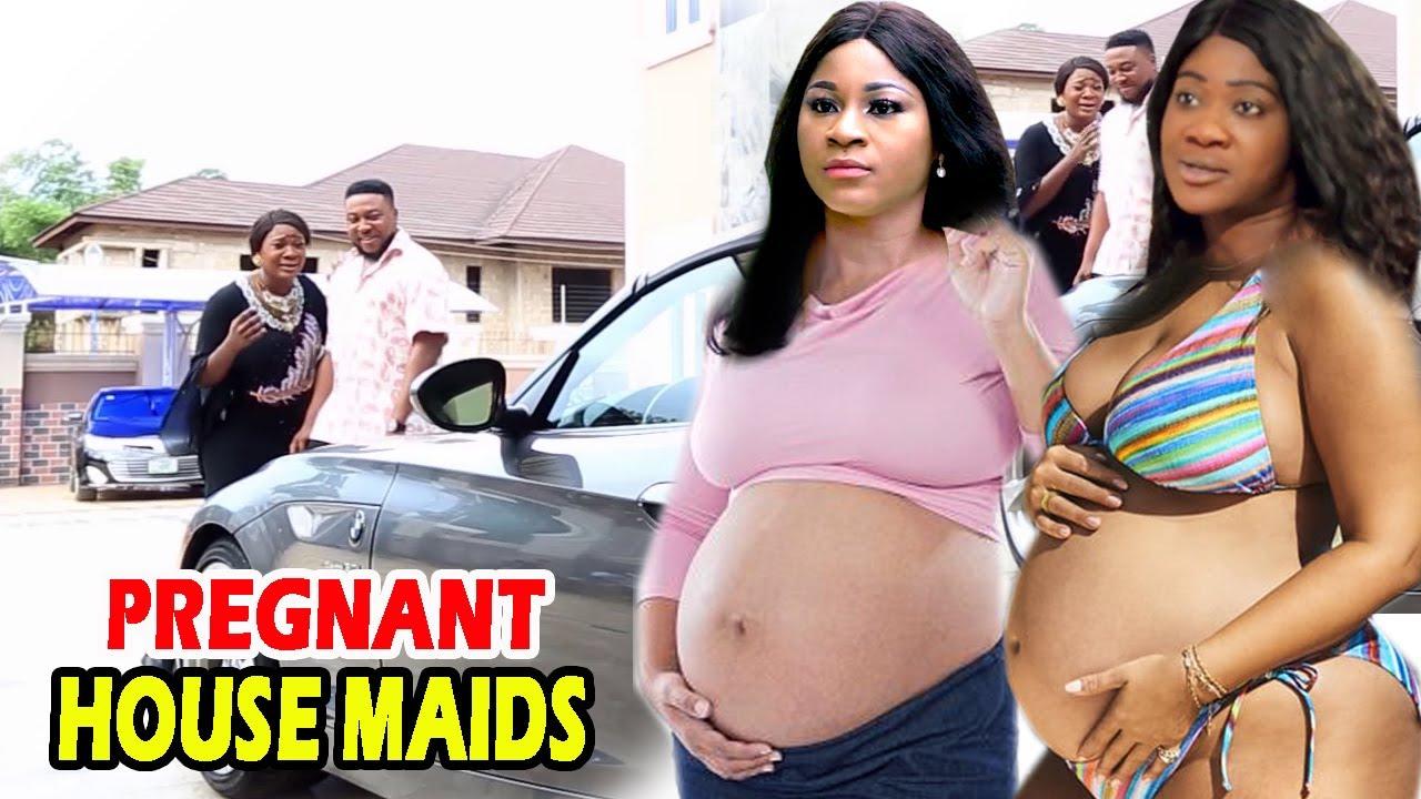 Pregnant Housemaids NEW MOVIE - Mercy Johnson & Destiny Etiko 2020 Latest Nigerian  Nollywood  M