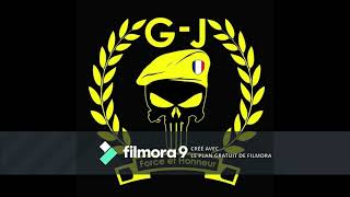 Tribute to the jaune gilet version 4/5 ( PUNK ROCK MUSIQUE )