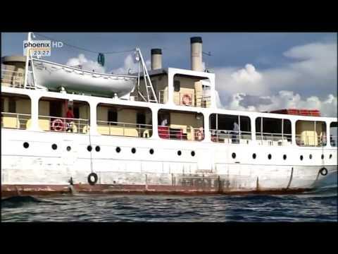 Die endlose Fahrt der Liemba Rund um den Tanganjikasee (Doku in HD)