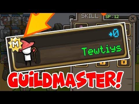I'M A GUILD MASTER!!! | GROW CASTLE