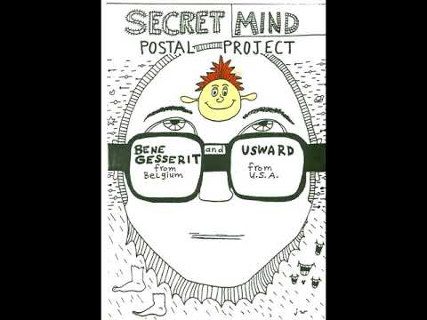 Bene Gesserit and Usward - Secret Mind, Postal Project