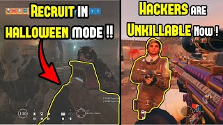 Download Recruit In The New Halloween Event ! | Hackers Have Unlimited Health Now   Rainbow Six Siege Mp3 and Videos