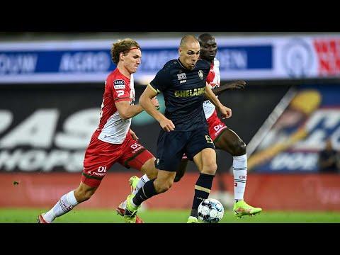 Waregem Antwerp Goals And Highlights