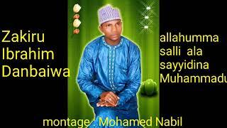 Download lagu Zakiru Ibrahim daiba allahumma salli ala sayyidina Muhammadu wa ala ahli sayyidina Muhammadu wa sall