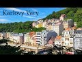 Карловы Вары. Прогулка по городу, обзор и история / Karlovy Vary (Karlsbad). Overview and history