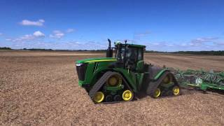 The New John Deere 9RX Series Tractor