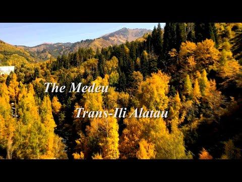 The Medeu  Trans-Ili Alatau