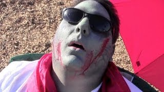 Zombie Style Music Video (Gangnam Style Parody)(What do you get when you combine Gangnam Style with zombie enthusiasts??? Major THANKS to PSY for creating the internet sensation that launched a ..., 2012-10-28T21:59:21.000Z)