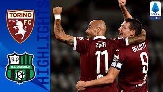 Torino 2-1 Sassuolo | Zaza Brace Secures Torino Victory | Serie A