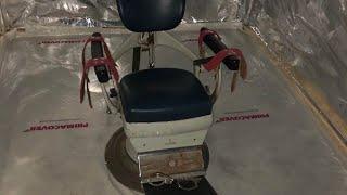 Salle de torture démantelée MOCRO MAFFIA 2020