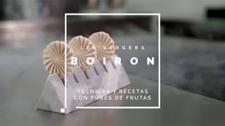 [RECETA Les vergers Boiron] Oblea nitro de higo y gorgonzola