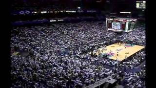 1999 NBA Finals Intro Game 1