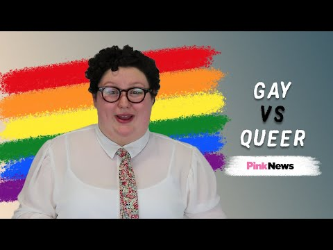 Gay vs Queer - what's the difference?