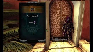 Neverwinter Mod 15 - Upgraded Exalted Bronzewood Weapons Cradle Chest Rerolls Unforgiven GWF (1080p)