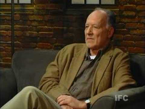 Werner Herzog on Henry Rollins' Show. - YouTube
