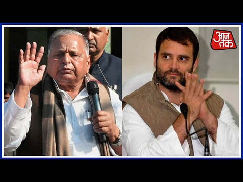 Mulayam Singh Yadav asks SP workers to file nominations against Congress candidates