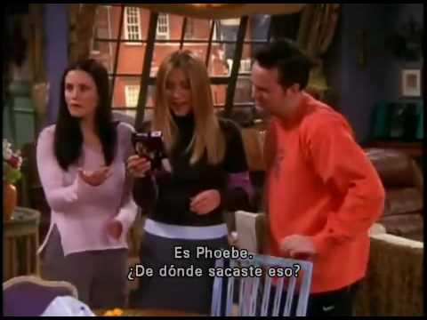 Friends subtitulado al español la supesta pelicula porno de phoebe _miccc.rm