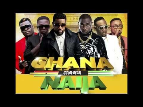 Afro mixtape  Ghana meets Naija 2015 by Dj Gargantua