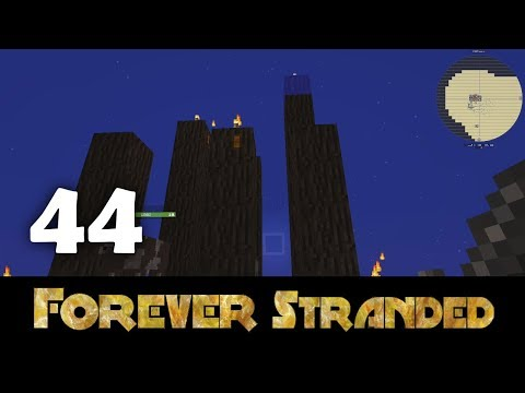 Minecraft Forever Stranded - Episode 44: Rubber Industry
