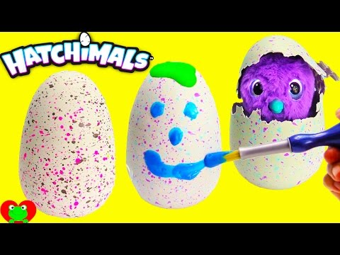 Hatchimals Who Will I Hatch? Draggles or Pengualas?