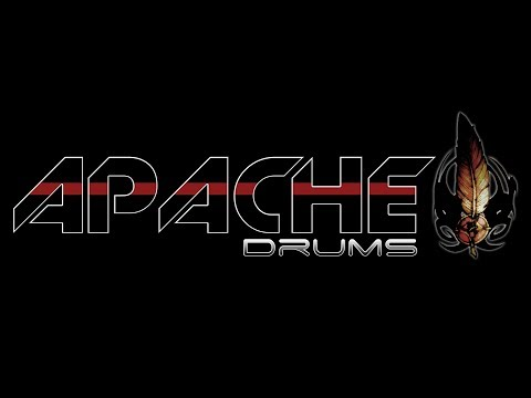 APACHE DRUMS - Native Dream (original mix) Psytrance DJ Drummer