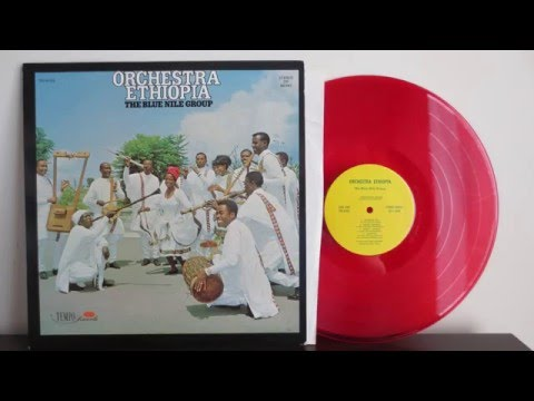 Orchestra Ethiopia ‎– The Blue Nile Group - Vinyl