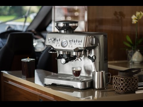 BORK C804 - видео обзор кофемашины BORK и отзывы о кофейной станции