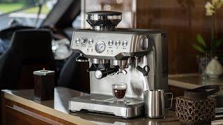 BORK C804 - видео обзор кофемашины BORK и отзывы о кофейной станции(, 2014-08-08T08:37:10.000Z)