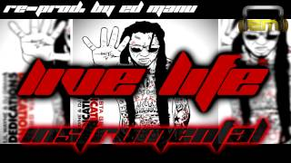Lil Wayne- Live Life (Dedication 5) Instrumental