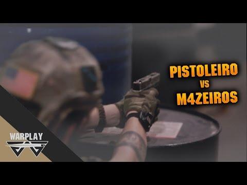 Trailer do filme Convite à um Pistoleiro