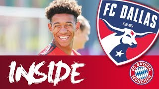 FC Bayern & FC Dallas: eine enge Partnerschaft   Inside FC Bayern