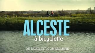 """Trailer """"De Bicicleta com Molière"""" (Alceste à Bicyclette) - Já em DVD"""
