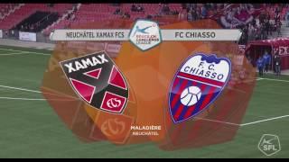 19 Avril 2017 Neuchâtel Xamax - FC Chiasso 3-0