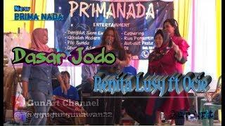 Dasar Jodo Voc Renita Lusy ft Ocie Live New Prima Nada