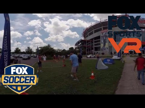 Outside the stadium for USA vs. Panama | 360 VIDEO | 2017 CONCACAF Gold Cup