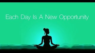 guided morning meditation opportunity 10 minutes to kick start your day