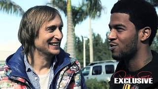 David Guetta & Kid Cudi Behind The Scenes Of Memories Music Video