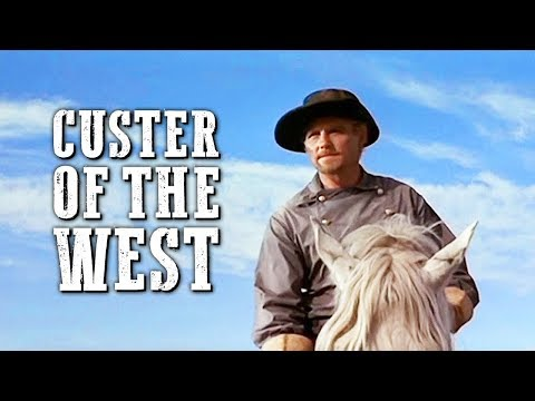 Custer of the West | Cowboy Movie | SPAGHETTI WESTERN | War | Free Movie on YouTube