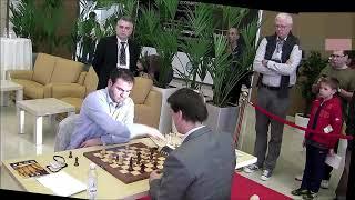 GM Mamedyarov (Azerbaijan) - GM Morozevich (Russia) 5m + PGN